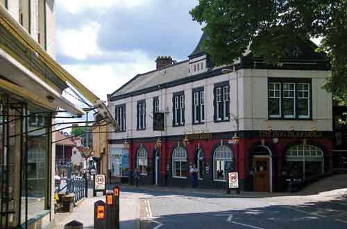 Norwich Pubs and Breweries history from England's finest